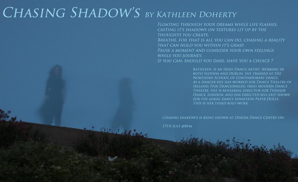 Dance residency of Kathleen Doherty (Irland) -
