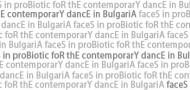 Dance Instructors in